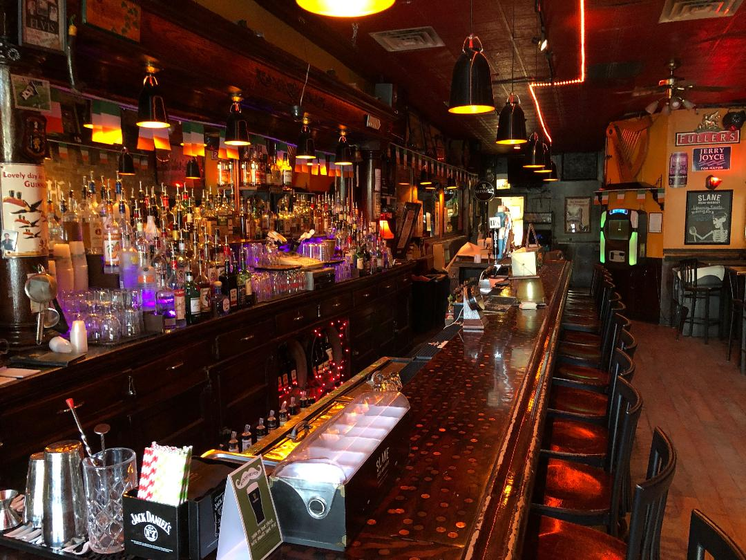 Harrigan's Irish Pub Chicago - Home